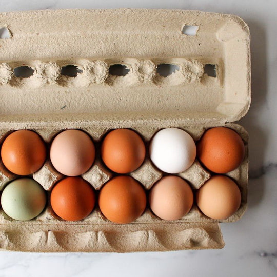 1 Dozen Fresh Eggs | Hudak Farm