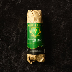 6oz Farm Fresh Italian Salame | Agricola Farm
