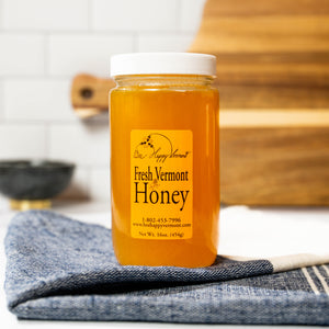 Fresh Vermont Honey
