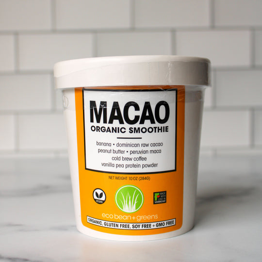 Macao Organic Smoothie Kit | Eco Bean + Greens