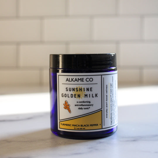 Sunshine Goldenmilk | Alkame Co