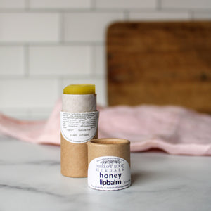 Honey Lip Balm | Mellow Root Herbals