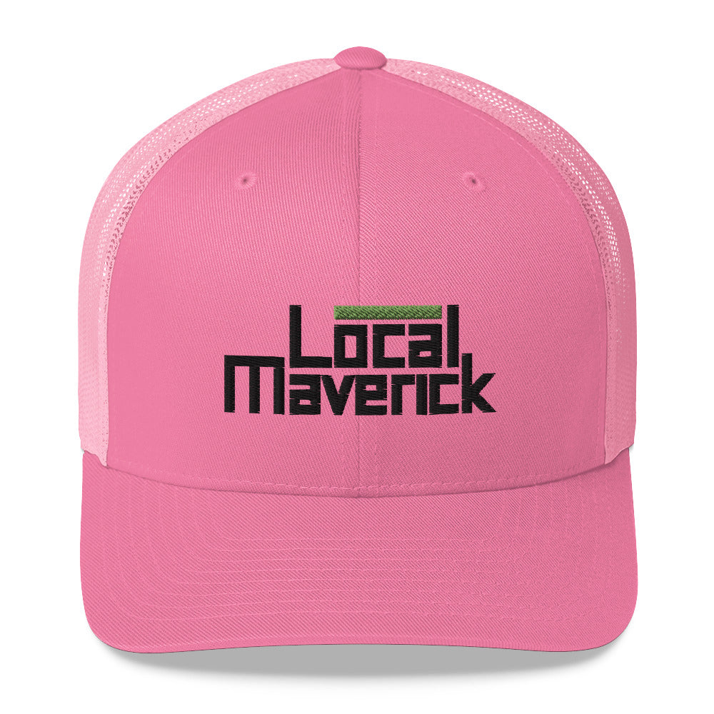Local Maverick Trucker Cap
