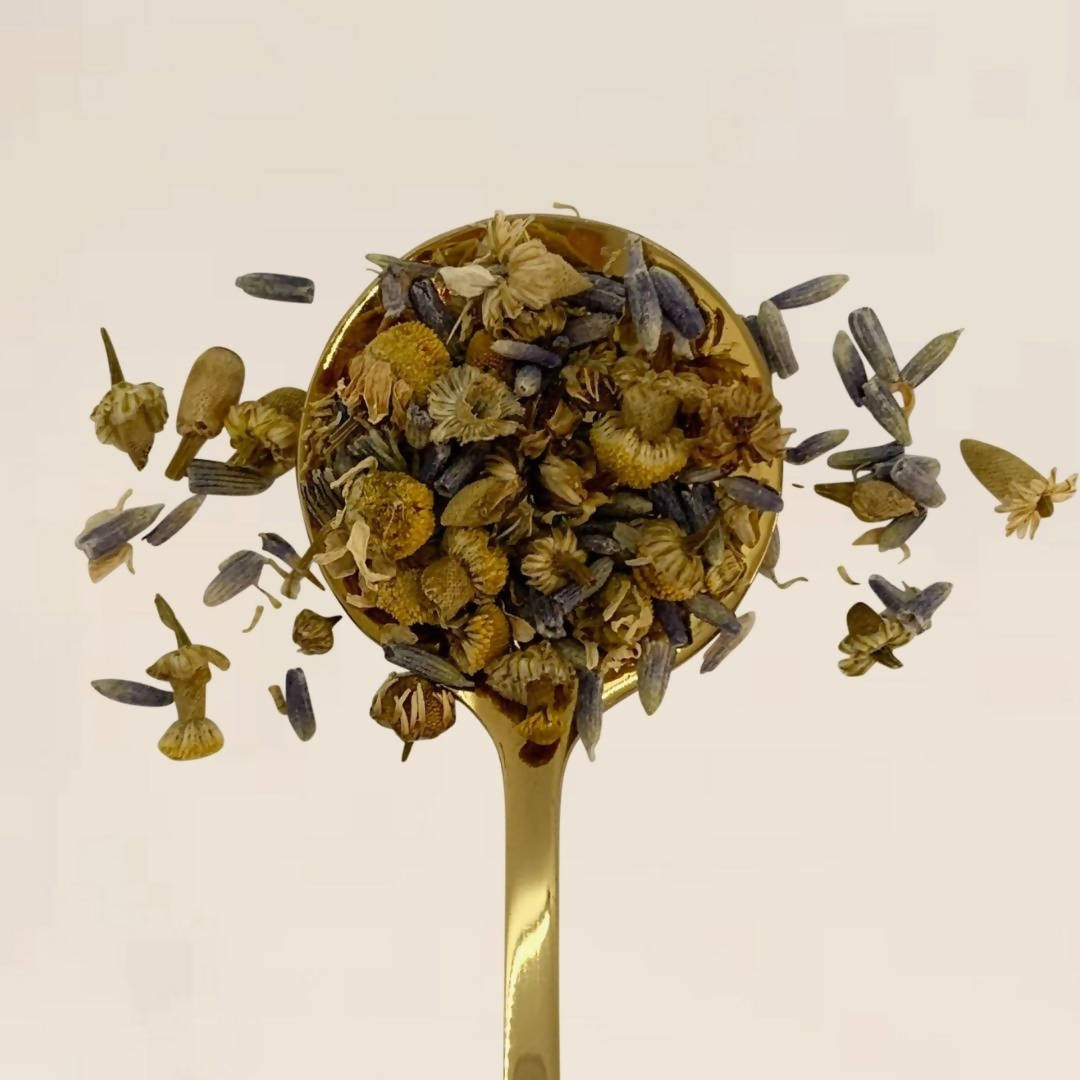 Be Serene - Chamomile Lavender Organic Herbal Tea