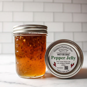Pepper Jelly | Gizmo's Pickled Plus