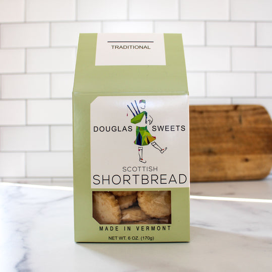Traditional Shortbread | Douglas Sweets