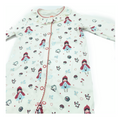 Girls Sleepsuit
