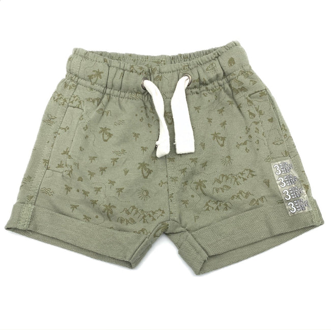 Green Army Short 3M