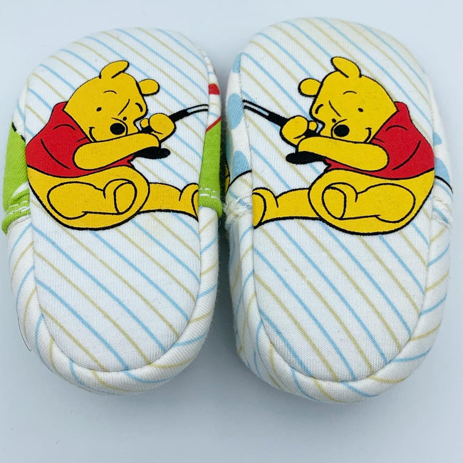 Disney Pooh Baby Shoes