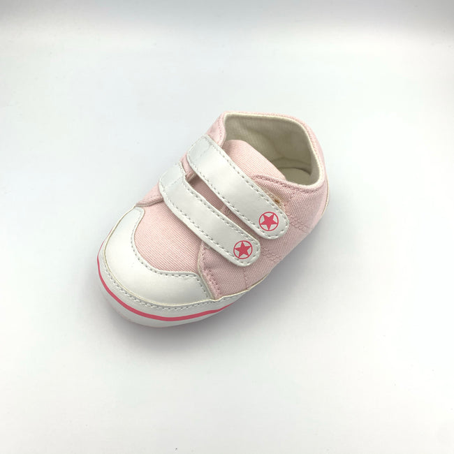 Rose Scotch Girl Shoes 12-18M