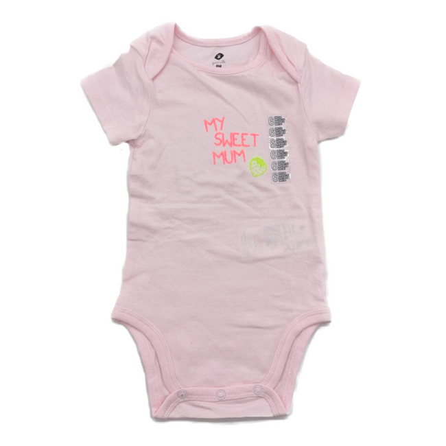 Z-Generation My Sweet Mum Bodysuit 6M