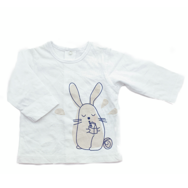 Z-Generation White Bunny 1M