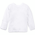 Moon and Back - Baby Organic Long-Sleeve Side-Snap Shirt
