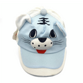 Puppy Kids Cap - Baby Blue