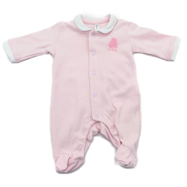 Idexe- Rose Long Sleeve Bodysuit 0M