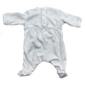 Idexe- Long Sleeve Bodysuit White Clouds 0M