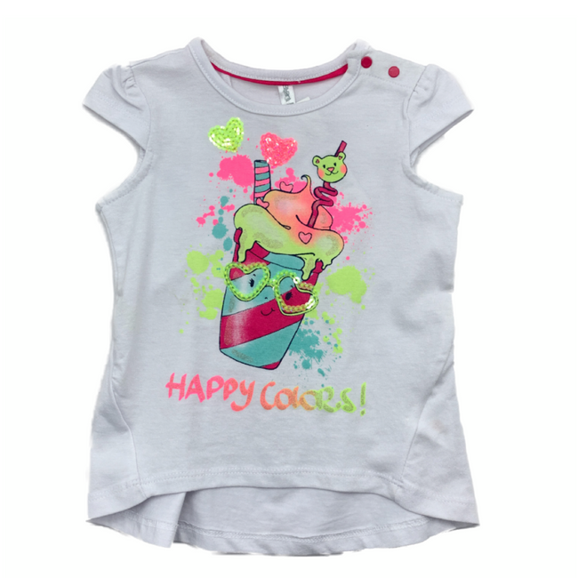 Idexe- Happy Colors T-Shirt 12M