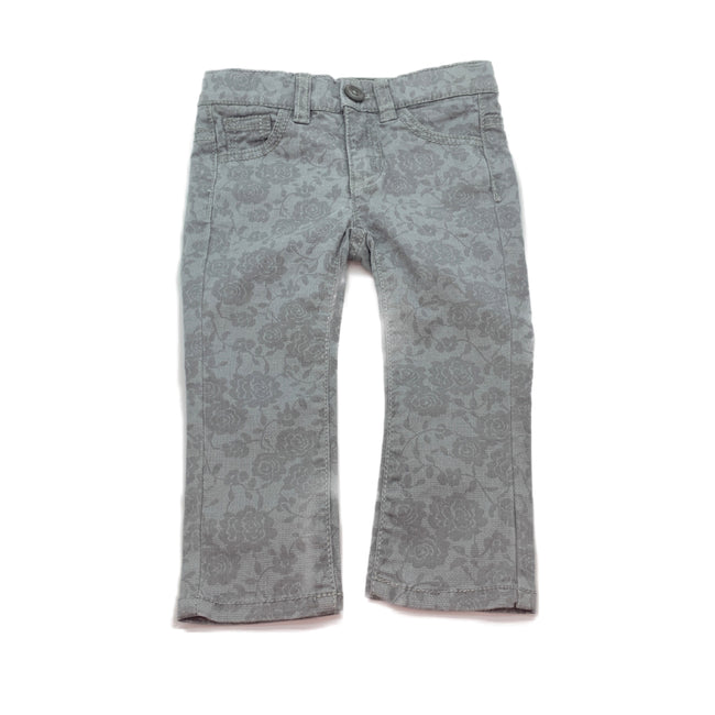 Benetton Baby Grey Jeans 1 year