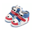 Blue Baby Scotch Shoes