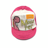 Little Monster Baby Cap - Rose  6-12M