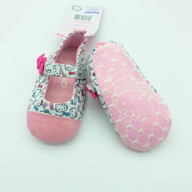 Rose Baby Kitty Shoes