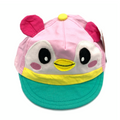 Little Bird Baby Cap - Rose  6-12M