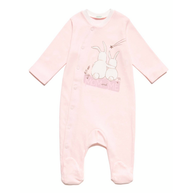 Mom and Me Long Sleeve Bodysuit 12-18M