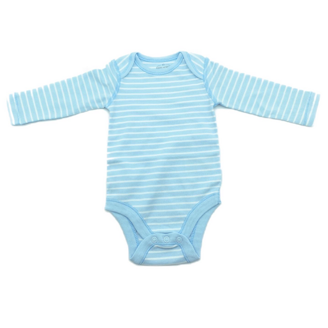 Moon and Back Long Sleeve Bodysuit 0-3M
