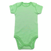 Moon and Back Green Short Sleeve Bodysuit
