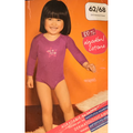Lupilu Pack 2 Pieces Long Sleeve Bodysuit You're My Star