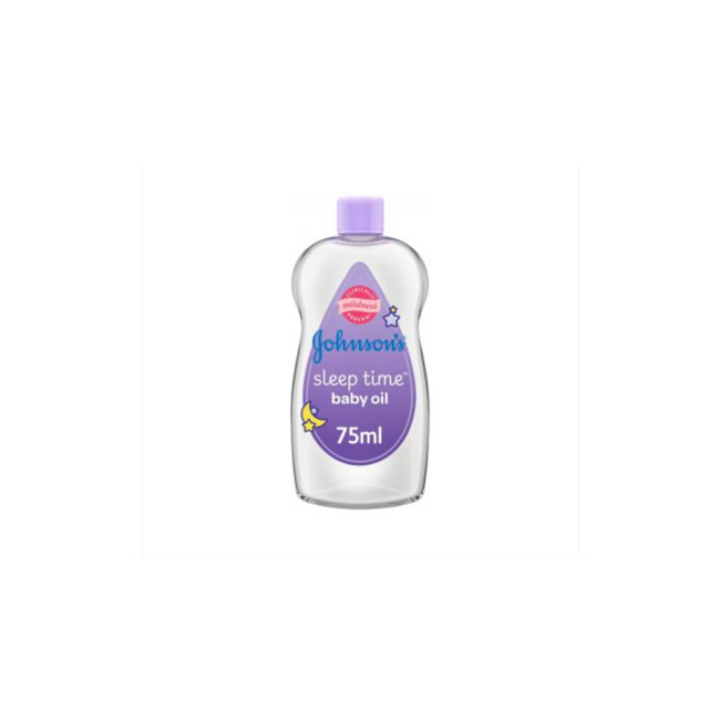 Johnson's Sleep Time Oil 75ml
