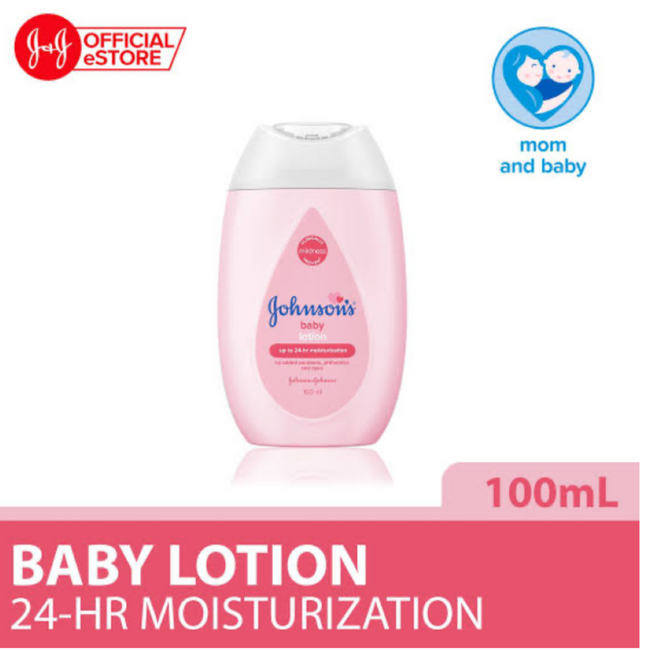 Johnson's Baby Soft Lotion 100ml