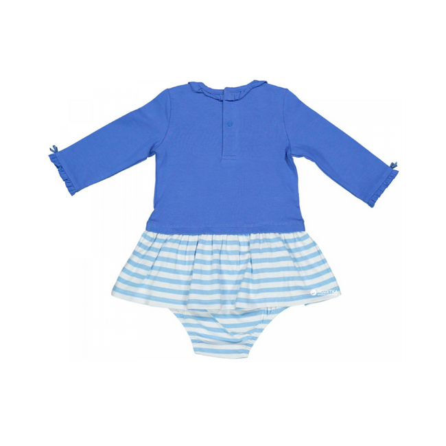 Idexe Blue Baby Dress + Panti 1 Month