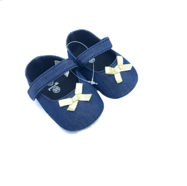 Jeans Baby Shoes 3-6M