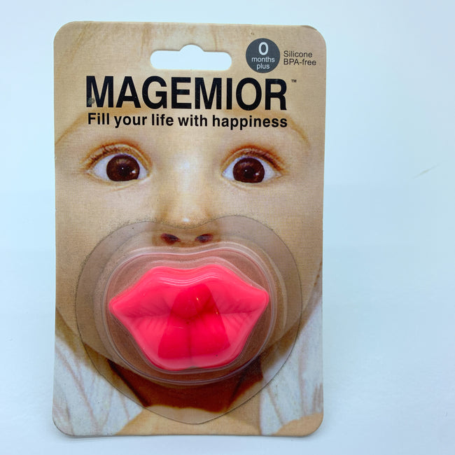 Rosy Lips Baby Pacifier