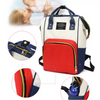 Fashion Mummy Diaper Bag Large Capacity Waterproof Multifunction Use For Baby Care BackPack