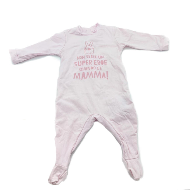 Chicco Rose Sleepsuit