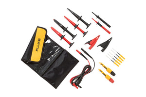 Fluke TLK282 SureGrip™ Deluxe Automotive Test Lead Kit