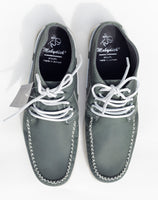 PLYMOUTH Grey Mist Deck Shoe