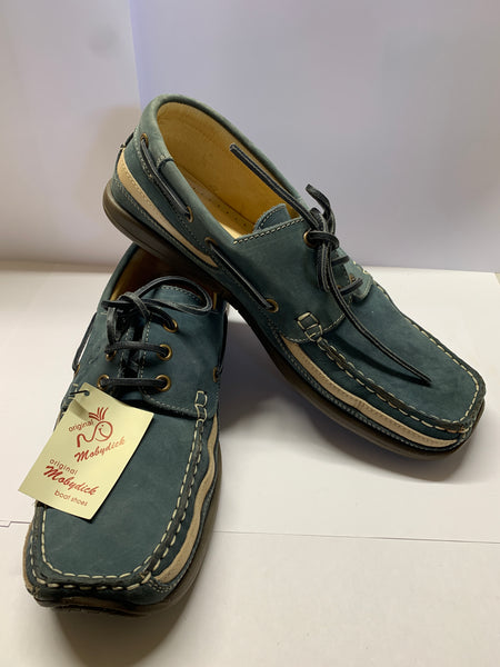FREMANTLE  Blue Deck Shoe CLEARANCE