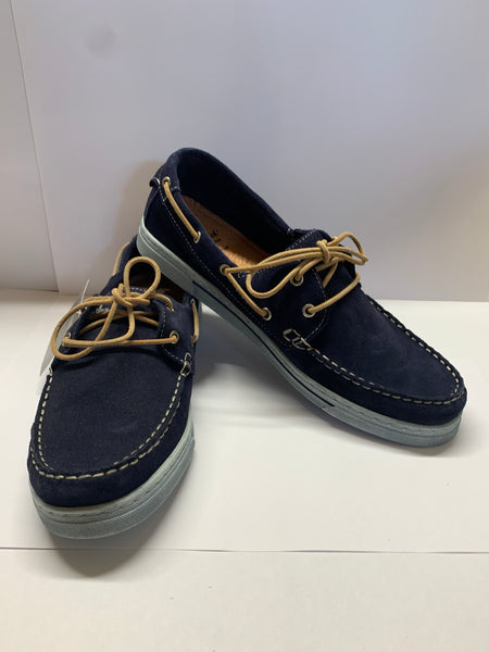 Navy Deck Shoe CLEARANCE