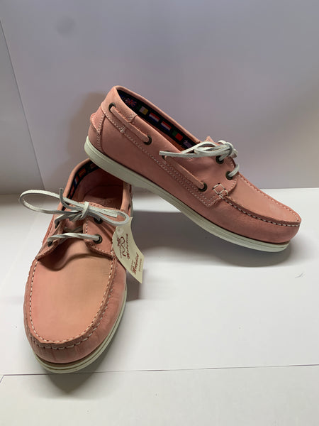 WINDWARD Dusty Pink Deck Shoe CLEARANCE