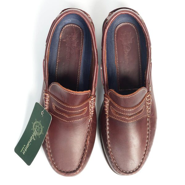 HELMSMAN Timeless Redwood Slip-on