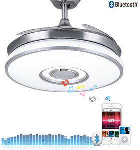 Bluetooth Music Play Ceiling Fan