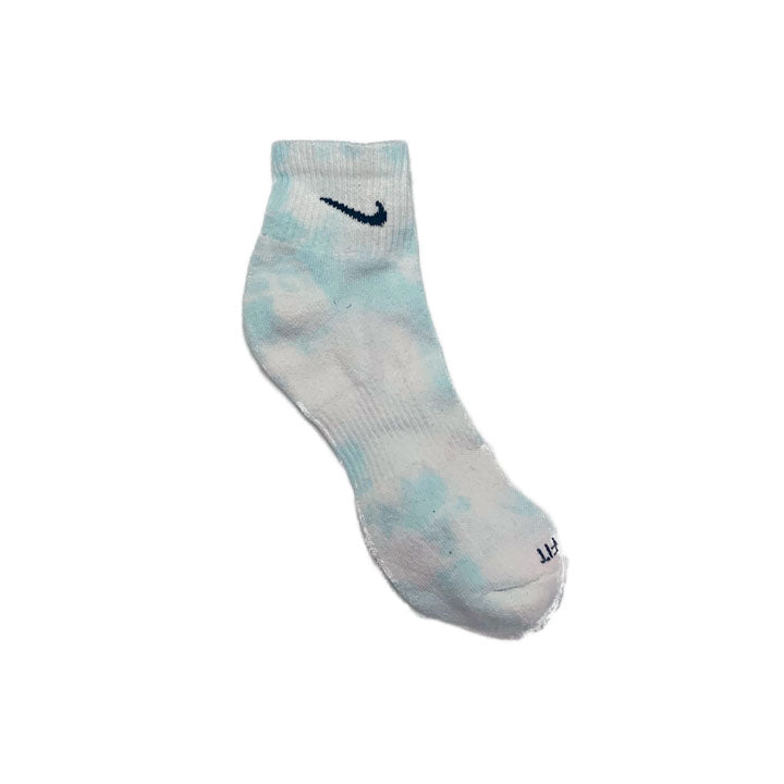 Sky Blue Tie Dye Low - 1 Pair