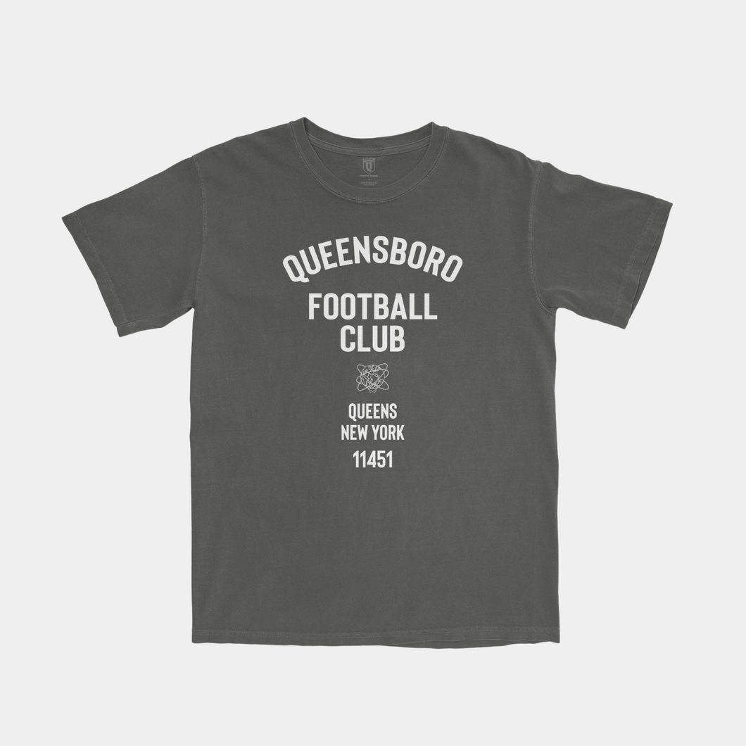 Queensboro FC Pigment Dyed T-Shirt