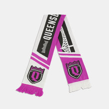 Load image into Gallery viewer, Welcome to Queensboro FC Scarf