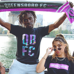 Welcome to Queensboro FC Scarf