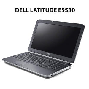 DELL LATITUDE E5530 NON-VPRO -CORE I5- 4GB-320GB