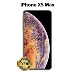 iPhone XS Max Used Grade A+ Unlocked